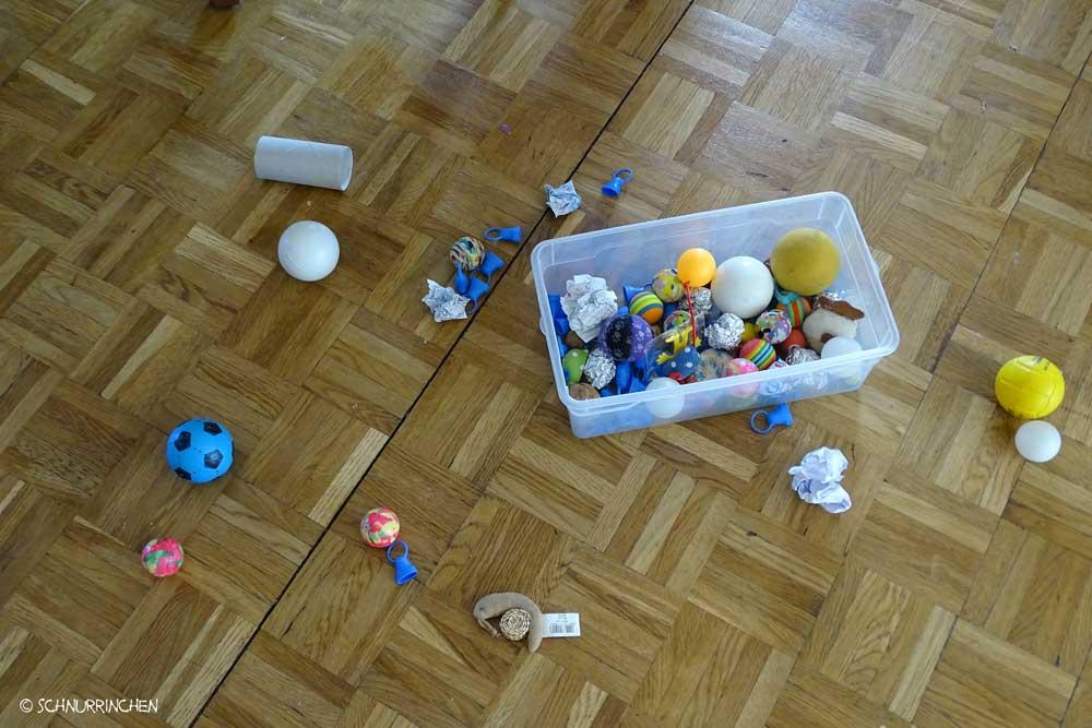 Leckerlispiel Chaos