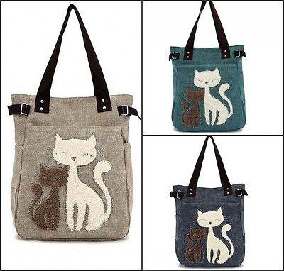 Handtasche Katze von Kaukko