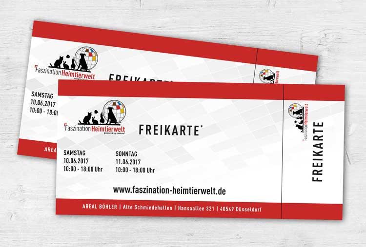 Heimtiermesse Duesseldorf Eintrittskarten