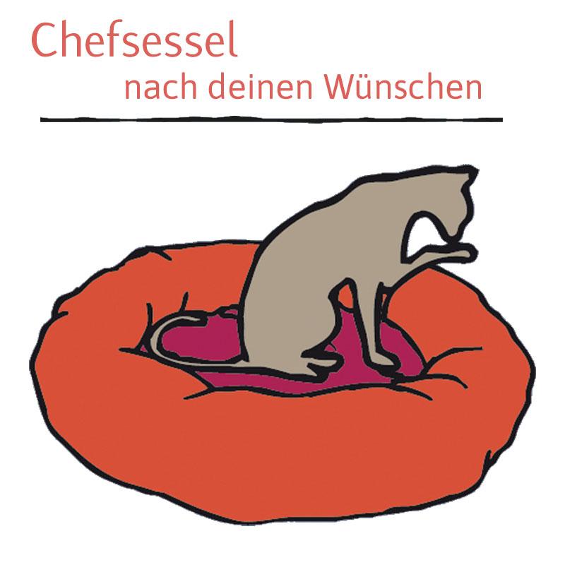 Katzenbett nach Wunsch - Chefsessel